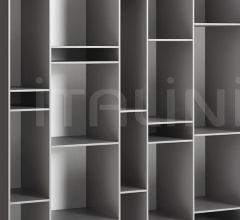 Книжный стеллаж RANDOM NEW 2017 фабрика Mdf Italia