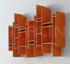 Книжный стеллаж RANDOMITO фабрика Mdf Italia