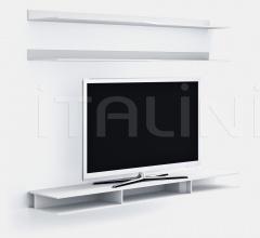 Модульная система EASY WAVE фабрика Mdf Italia