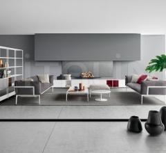 Кофейный столик FLOW low table фабрика Mdf Italia