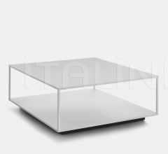 Журнальный столик GRAFO LOW TABLE фабрика Mdf Italia