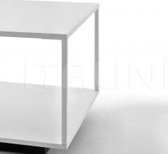 Журнальный столик GRAFO LOW TABLE фабрика Mdf Italia