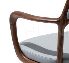 Итальянские кресла офисные - Кресло BARON фабрика Giorgetti