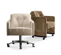 Итальянские кресла офисные - Кресло MUSA 60980 фабрика Giorgetti