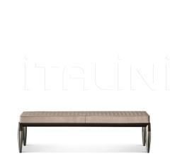 Итальянские скамьи - Скамья ROI фабрика Giorgetti
