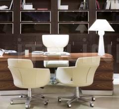 Итальянские кресла офисные - Кресло SELECTUS 52381 фабрика Giorgetti