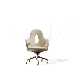 Итальянские кресла офисные - Кресло TEODORA фабрика Giorgetti