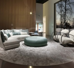 Модульный диван DHOW фабрика Giorgetti