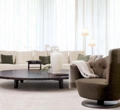 Модульный диван MAHARAJA фабрика Giorgetti