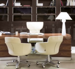 Письменный стол EXEDRA фабрика Giorgetti