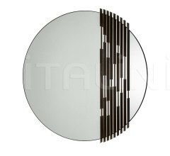 Настенное зеркало RIFT фабрика Giorgetti
