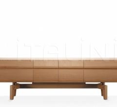 Итальянские мебель для тв - Тумба под TV TIME фабрика Giorgetti