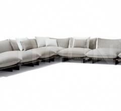 Итальянские диваны - Модульный диван APSARA фабрика Giorgetti
