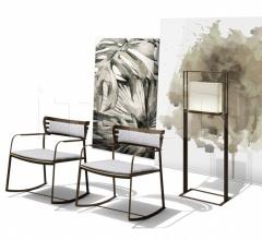 Итальянские уличные кресла - Кресло GEA фабрика Giorgetti
