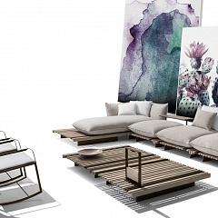 Giorgetti Brochure Open Air 2017 - Итальянская мебель