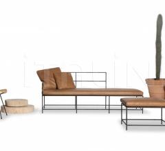 Итальянские диваны - Диван GIRGENTI фабрика Baxter