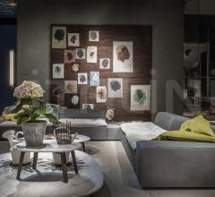 Итальянские диваны - Модульный диван MIAMI фабрика Baxter