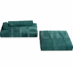 Модульный диван PANAMA BOLD фабрика Baxter