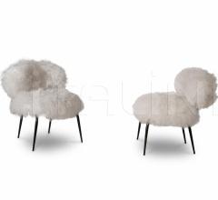 Итальянские кресла - Кресло NEPAL фабрика Baxter
