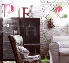 Итальянские кресла - Кресло SELLERINA ALUMINIUM фабрика Baxter