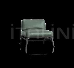 Итальянские кресла - Кресло GODARD WOOD фабрика Baxter