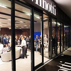 Первый флагманский магазин Minotti в Южной Африке - Итальянская мебель