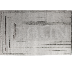 Итальянские ковры - Ковер BERBERE LIGHT GREY + BROWN | PATTERN B фабрика Baxter