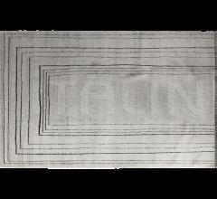 Итальянские ковры - Ковер BERBERE LIGHT GREY + DARK BROWN | PATTERN B фабрика Baxter