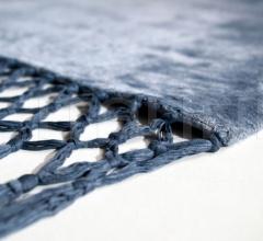Итальянские ковры - Ковер FRINGES AZURE + BLUE фабрика Baxter