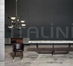 Итальянские столы обеденные - Стол обеденный ROMEO фабрика Baxter
