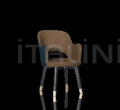 Итальянские стулья, табуреты - Стул с подлокотниками COLETTE фабрика Baxter
