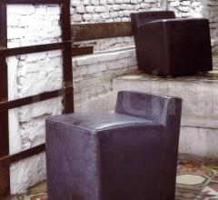 Итальянские пуфы - Пуф GRAZ BABY STONE фабрика Baxter