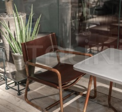 Итальянские уличные стулья - Стул RIMINI фабрика Baxter
