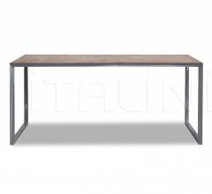 Итальянские письменные столы - Письменный стол TRINITY DESK фабрика Baxter