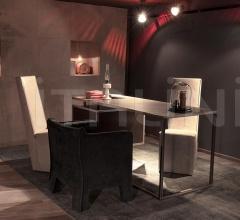 Итальянские кабинет - Письменный стол TRINITY DESK фабрика Baxter