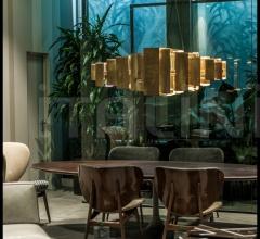 Итальянские подвесные светильники - Подвесной светильник LAIS фабрика Baxter