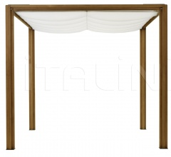 OASIS 110 gazebo loose curtains