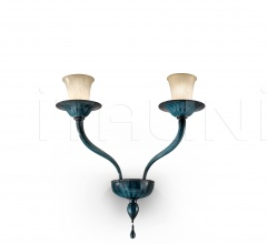 Garbo 2-Arm Sconce Alto