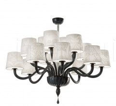 Garbo 16-Arm LED Chandelier