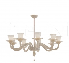 Garbo 9-Arm Chandelier Basso