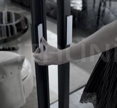 Итальянские двери - Дверь Serie 350 CRISTAL фабрика Longhi