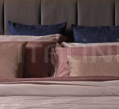 Итальянские спальни - Кровать Argan 2 фабрика Flou