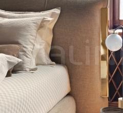Итальянские кровати - Кровать Amal фабрика Flou