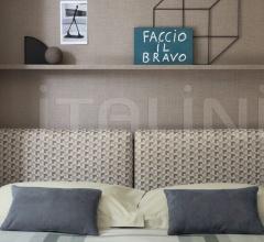 Диван-кровать Piazza Duomo da parete фабрика Flou