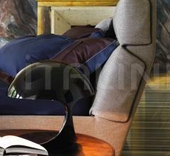 Итальянские кровати - Кровать Gentleman фабрика Flou