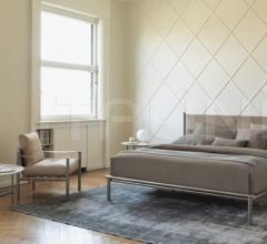 Итальянские кровати - Кровать Iko фабрика Flou
