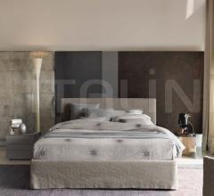 Итальянские кровати - Кровать Notturno Shabby Chic фабрика Flou