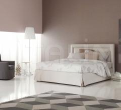 Итальянские кровати - Кровать Pochette Pure фабрика Flou