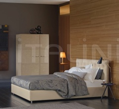 Итальянские кровати - Кровать Relais фабрика Flou