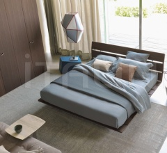 Итальянские кровати - Кровать Tadao фабрика Flou